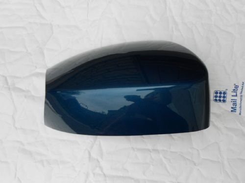FORD S-MAX 05 - 10 WING MIRROR COVER LH OR RH IN BLUE AMBITION
